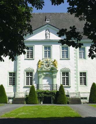 Ansicht Museum Abtei Liesborn